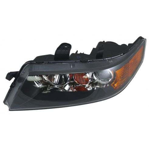 06-08 Acura T.S.X Headlight LH