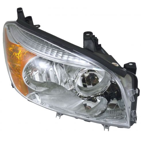 06-08 Toyota RAV-4 (BASE;LTD) Headlight RH