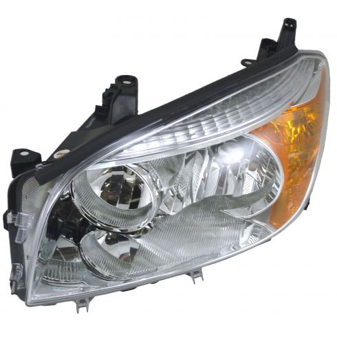 06-08 Toyota RAV-4 (BASE;LTD) Headlight LH