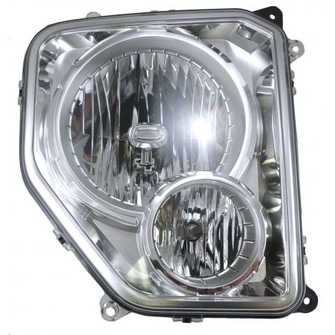 08-09 Jeep Liberty w/fog Headlight RH