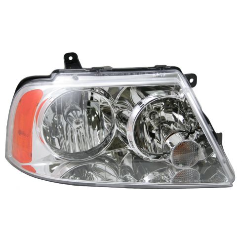 03-06 Lincoln Navigator Headlight HID Passenger Side