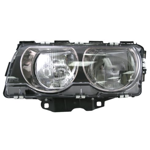 99-01 BMW 740 750 I IL Headlight Halogen Driver Side
