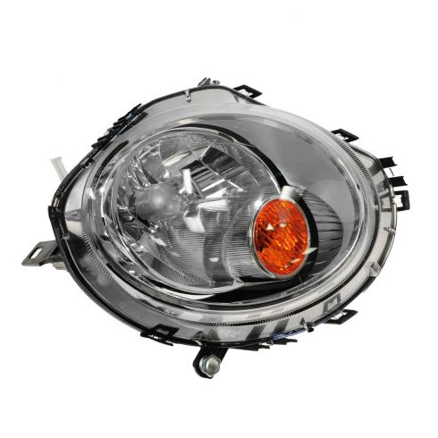 2007-11 Mini Cooper Halogen Headlight RH