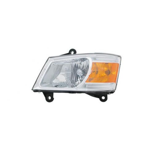 2008-09 Dodge Caravan Headlight LH