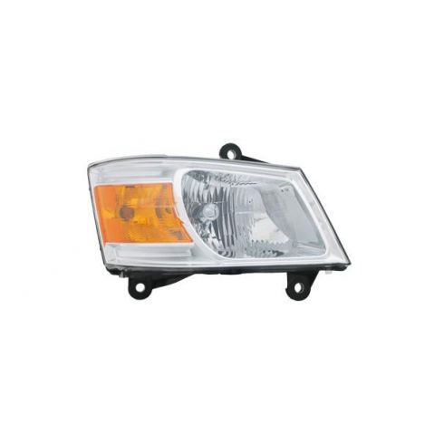 2008-09 Dodge Caravan Headlight RH