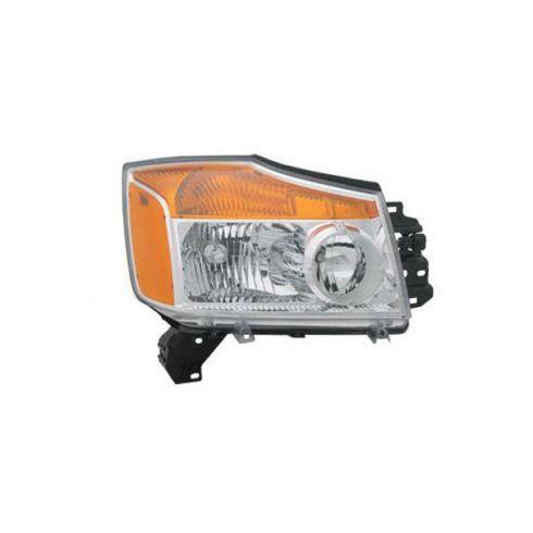 2008-09 Nissan Titan Headlight RH