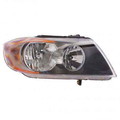 2006-08 BMW 3 Series Sdn & SW Halogen Headlight RH