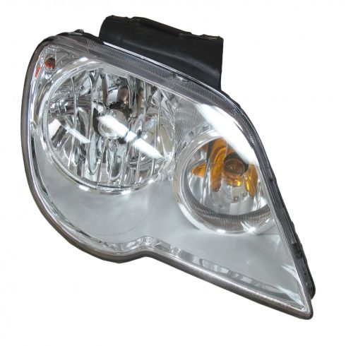 2007-08 Chrysler Pacifica Halogen Headlight RH