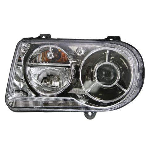 2005-09 Chrysler 300 HID Headlight LH