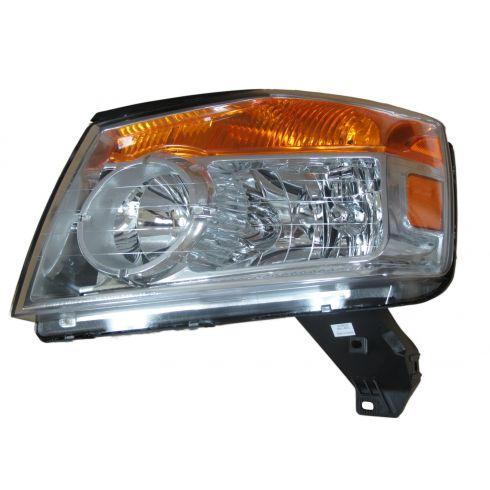 2008-10 Nissan Armada Headlight LH