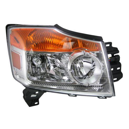 2008-10 Nissan Armada Headlight RH