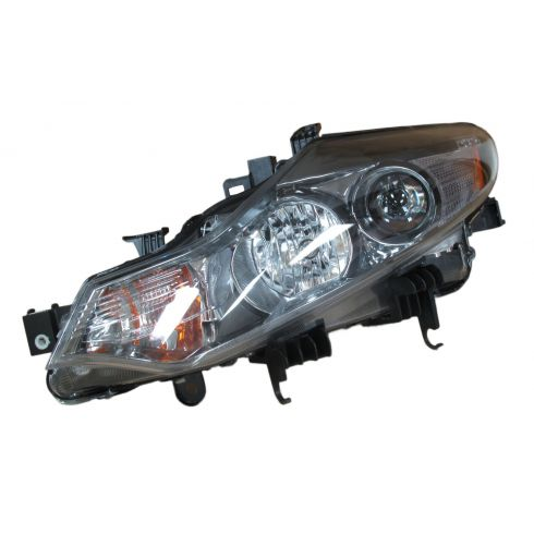 2009-10 Nissan Murano Halogen Headlight LH