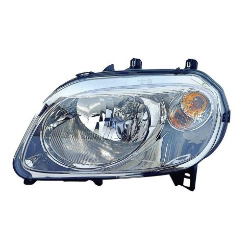 2007-10 Chevy HHR w/B2E Pkg Headlight LH