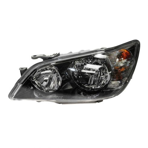 02-03 Lexus IS300 HID (w/Ballast) Headlight LH