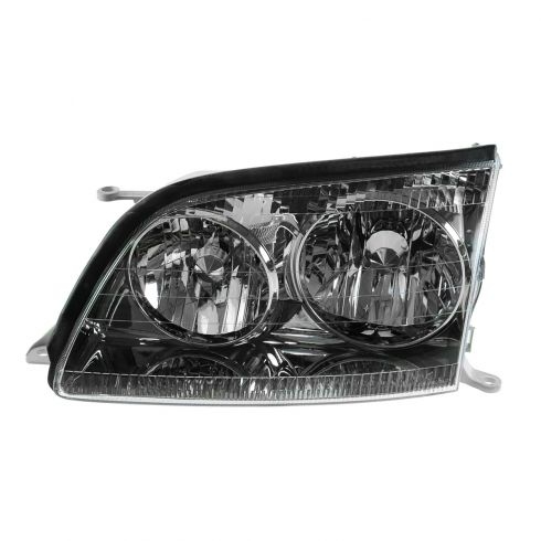 98-00 Lexus LS400 HID (w/o Ballast) Headlight LH