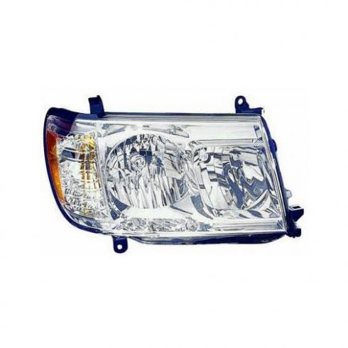 05-07 Toyota Land Cruiser Headlight RH