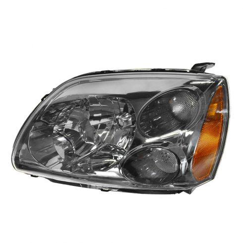 04-12 Mitsubishi Galant Halogen Headlight w/Dark Bezel LH