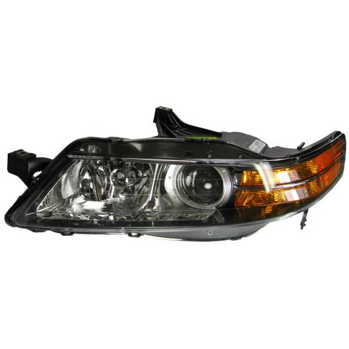 2006 Acura TL (US Built) HID wo/ballast Headlight LH