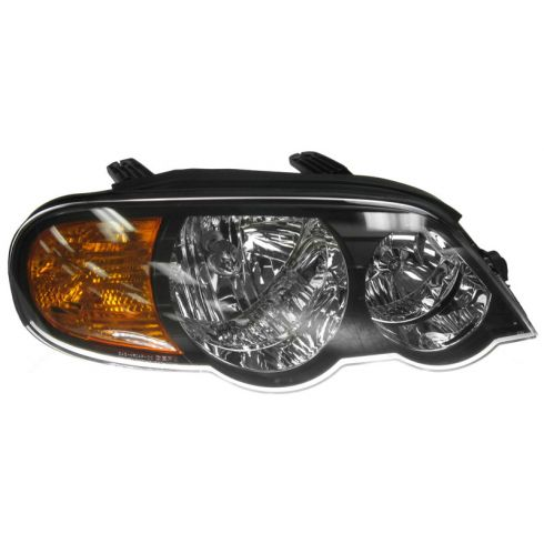 2002-04 Kia Spectra 5DR Headlight RH