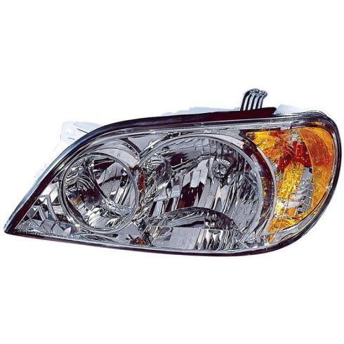 2002-05 Kia Sedona Headlight LH