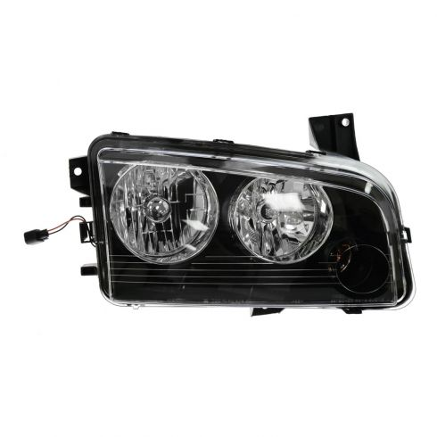08-10 Dodge Charger Headlight RH