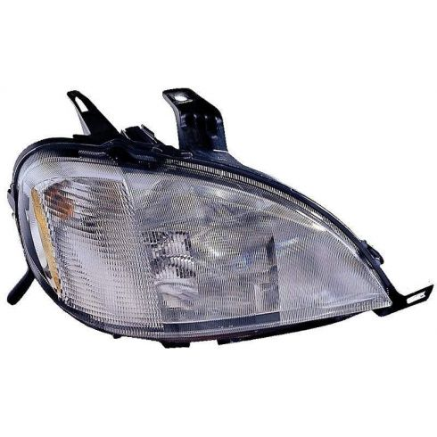 1998-01 Mercedes ML Series w/o Sprt Pkg Halogen Headlight RH
