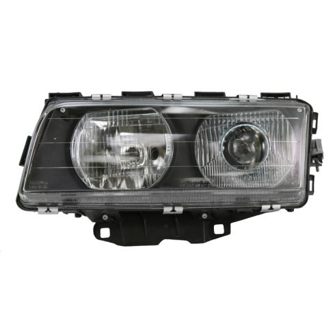 1995-98 BMW 7 Series HID (w/Ballast) Headlight LH