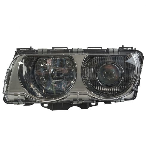 1999-01 BMW 7 Series HID (w/o Ballast) Headlight (w/Chrome) LH