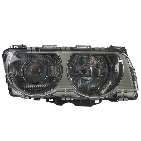 99-01 BMW 7 Series HID (w/o Ballast) Headlight (w/Chrome) RH