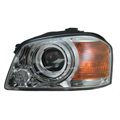 2003-04 Kia Magentis Optima Outer (Low Beam) Headlight LH