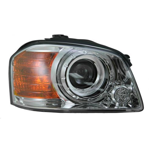 2003-04 Kia Magentis Optima Outer (Low Beam) Headlight RH