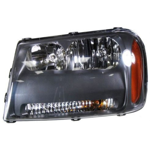 06-09 Chevy Trailblazer Headlight LH