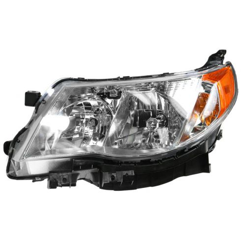 09-10 Subaru Forrester Halogen Headlight LH
