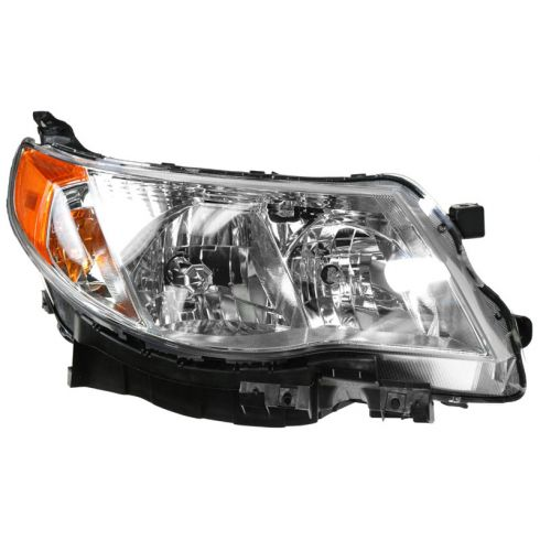 09-10 Subaru Forrester Halogen Headlight RH