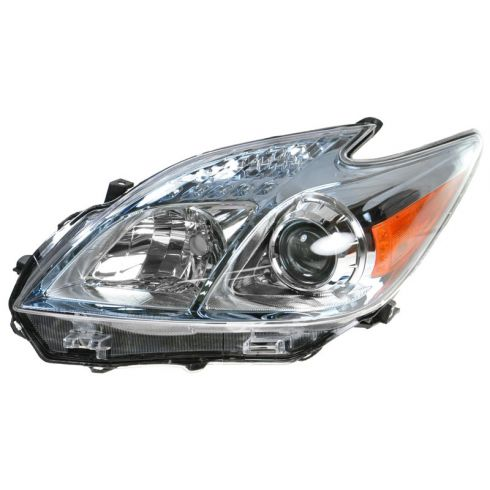 10 Toyota Prius Headlight LH