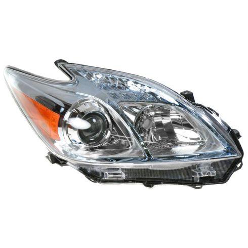 10 Toyota Prius Headlight RH