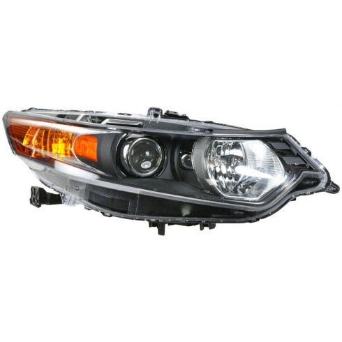 09-10 Acura TSX Headlight HID (w/o Ballast) RH