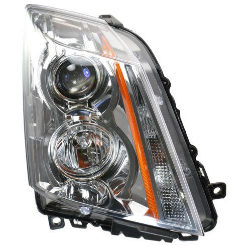 08 Cadillac CTS; 09 CTS-V; 09-11 CTS Halogen Headlight RF