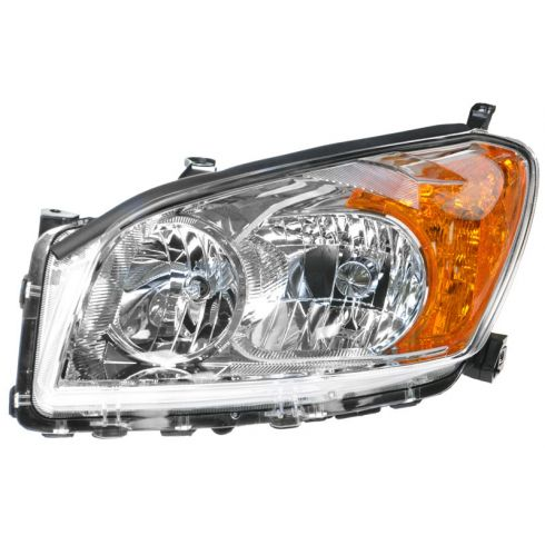 2009-11 Toyota RAV4 (exc Sport) Headlight LH