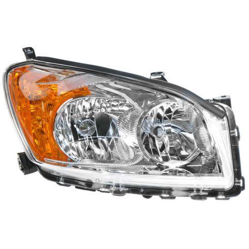 2009-11 Toyota RAV4 (exc Sport) Headlight RH