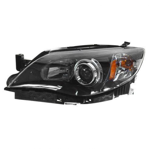 08-11 Subaru Impreza 2.5i, WRX (exc STI) Halogen Headlight LH