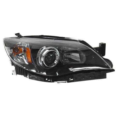 08-11 Subaru Impreza 2.5i, WRX (exc STI) Halogen Headlight RH