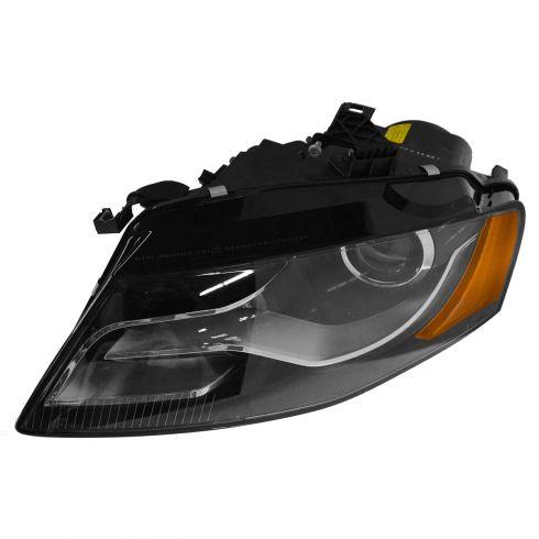 2009-10 Audi A4 (Sdn & SW); 10 S4 Sdn w/o Curve Lighting (w/o Bulb & Ballast) HID Headlight LH