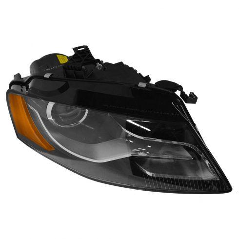 2009-10 Audi A4 (Sdn & SW); 10 S4 Sdn w/o Curve Lighting (w/o Bulb & Ballast) HID Headlight RH