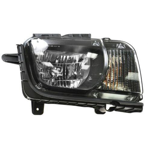 2010-11 Chevy Camaro Halogen Headlight RH