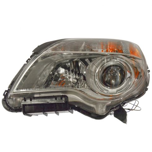 2010-11 Chevy Equinox LTZ Headlight LH