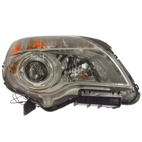2010-11 Chevy Equinox LTZ Headlight RH