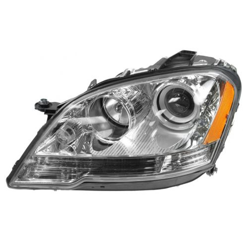 2008-11 Mercedes Benz ML Series Halogen Headlight LH