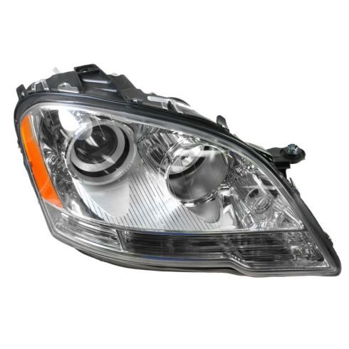 2008-11 Mercedes Benz ML Series Halogen Headlight RH