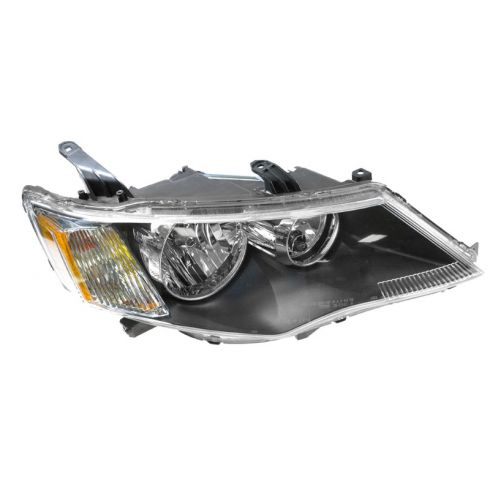2007-10 Mitsubishi Outlander Halogen Headlight RH